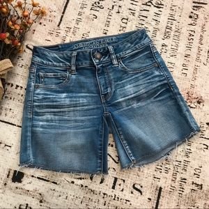 "AMERICAN EAGLE MIDI Shorts ""Super Super Stretch"""